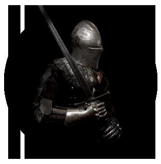 Behourd en duel